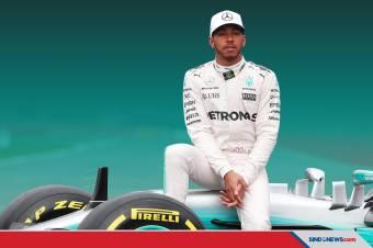 Sembuh dari Covid-19, Lewis Hamilton Tampil di Balapan Penutup