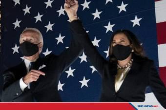 Joe Biden dan Kamala Harris Dinobatkan sebagai Person of the Year