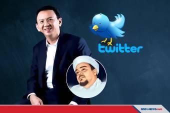 Habib Rizieq Shihab Ditahan, Ahok Menjadi Trending Topik