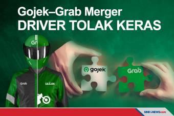 Gojek–Grab Merger, Driver Tolak Keras dan Siap Lakukan Aksi Demo