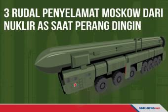 3 Rudal Penyelamat Moskow dari Nuklir AS saat Perang Dingin