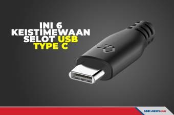 Ini 6 Fungsi Istimewa Selot USB Type C yang Ada di Ponsel Anda