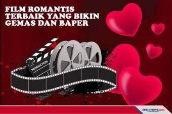 Enam Film Romantis Terbaik yang Bikin Gemas dan Baper