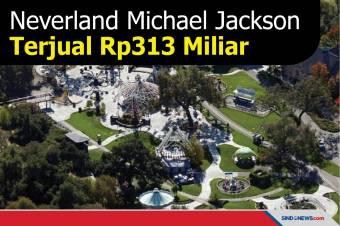 Neverland Michael Jackson Terjual Seharga Rp313 Miliar