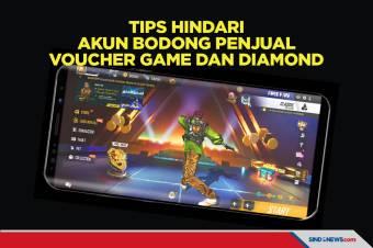 Cara Hindari Akun Bodong Penjual Voucher Game dan Diamond
