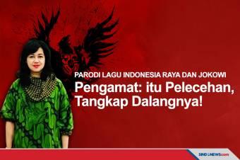 Pengamat: Tangkap Dalang Parodi Lagu Indonesia Raya dan Jokowi