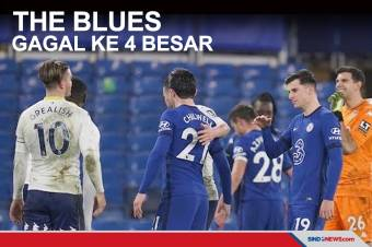Ditahan Imbang Aston Villa, The Blues Gagal ke 4 Besar