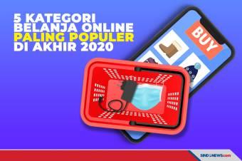 5 Kategori Belanja Online Paling Populer di Akhir 2020