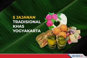 5 Jajanan Tradisional Khas Yogyakarta, Ada yang Sejak Era Mataram