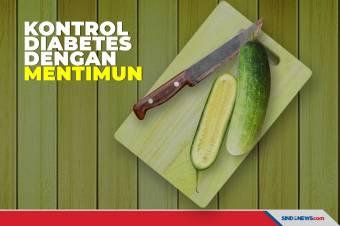 Benarkah Mentimun Bisa Mengontrol Penyakit Diabetes?