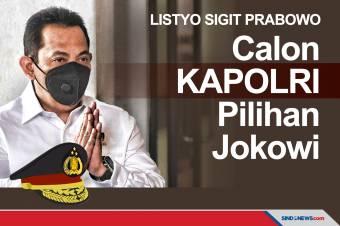 Calon Kapolri Pilihan Presiden Jokowi, Listyo Sigit Prabowo