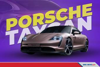 Tesla, Hati-Hati dengan Porsche Taycan Elektrik Ini!