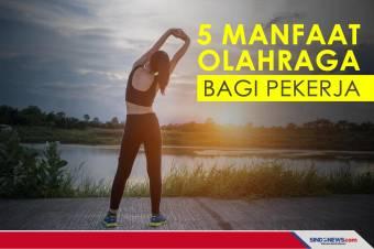 5 Manfaat Olahraga bagi Pekerja, Mengurangi Stres!