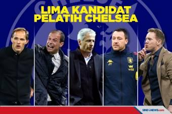 Pecat Lampard, Ini Lima Kandidat Pelatih Anyar Chelsea