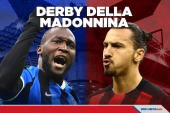 Coppa Italia, Inter Milan vs AC Milan Pertaruhan Harga Diri