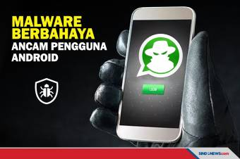 Malware Berbahaya Kembali Ancam Pengguna Android