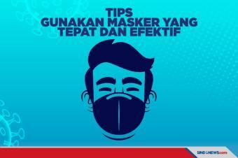 Tips Penggunaan Masker yang Tepat dan Efektif Saat Pandemi