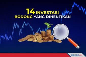 Daftar 14 Investasi Ilegal yang Distop Satgas Waspada Investasi