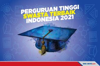 Daftar Perguruan Tinggi Swasta Terbaik di Indonesia 2021