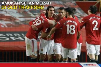 Bantai Southampton 9-0, Man United Tempel Ketat Man City