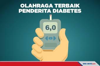 Simak, Ini Olahraga Terbaik untuk Penderita Diabetes