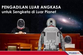 Pengadilan Luar Angkasa untuk Sengketa di Luar Planet