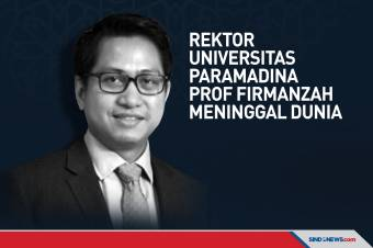 Rektor Universitas Paramadina Prof Firmanzah Meninggal Dunia