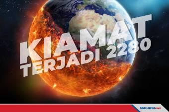 Penelitian Dua Intelektual Muslim: Kiamat Terjadi Tahun 2280 M