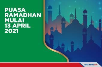 Maklumat Muhammadiyah: Puasa Ramadhan Mulai 13 April 2021