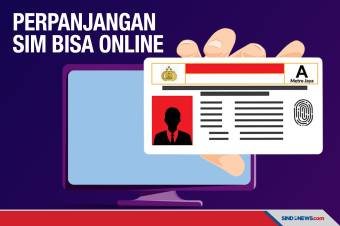 Siapkan Aplikasi, Perpanjangan SIM A dan C Bisa Online