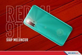 Xiaomi Redmi 9T Masuk ke Indonesia, Yuk Intip Spesifikasinya