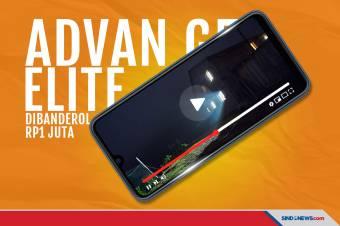 Spesifikasi, Fitur dan Harga Smartphone Advan G5 Elite 2021