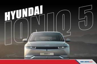 Hyundai Ioniq 5 Diluncurkan, Era Elektrifikasi Hyundai Dimulai