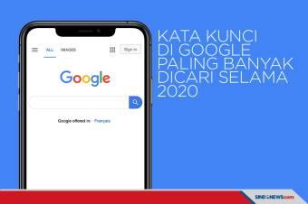 Kata Kunci Google yang Banyak Dicari Selama Tahun 2020
