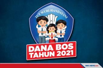 Pemerintah Kucurkan Rp52,5 Triliun untuk Dana BOS 2021
