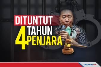 Jaksa Penuntut Umum Tuntut Djoko Tjandra 4 Tahun Penjara