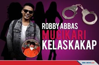 Robby Abbas, Mucikari Kelas Kakap Ditangkap Gara-Gara Narkoba