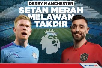 Prediksi Derby Manchester, Setan Merah Melawan Takdir