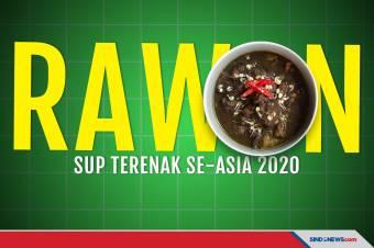 Keren, Rawon Surabaya Dinobatkan sebagai Sup Terenak se-Asia 2020