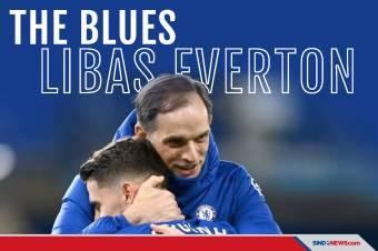 The Blues Sukses Libas Everton Dua Gol Tanpa Balas