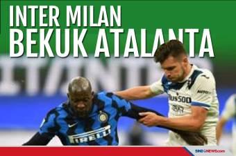 Menang Tipis, Inter Milan Semakin Kokoh di Puncak Klasemen