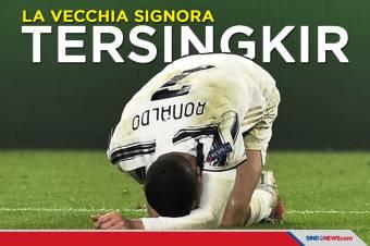 Ironis, Juventus Tetap Tersingkir Meski Kalahkan FC Porto