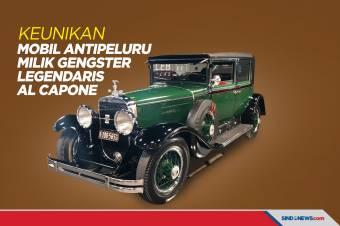 Keunikan Mobil Antipeluru Milik Gengster Legendaris Al Capone