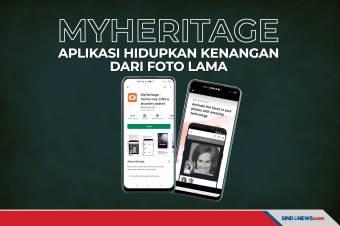Menghidupkan Kenangan Foto Lama dengan Aplikasi MyHeritage
