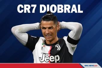 Juventus Obral Cristiano Ronaldo Rp498 Miliar