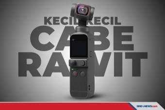 Review DJI Pocket 2, Kamera Video Paling Kecil tapi Paling Stabil