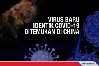 Identik dengan COVID-19, Virus Baru Ditemukan di China