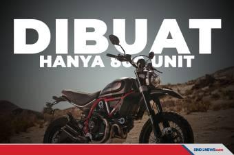 Ducati Scrambler Desert Sled Fasthouse Dibuat hanya 800 Unit