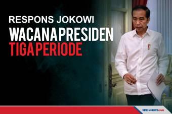 Ingat, Respons Jokowi Soal Wacana Presiden Tiga Periode