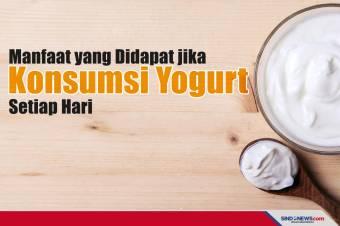 Empat Manfaat yang Didapat jika Konsumsi Yogurt Setiap Hari